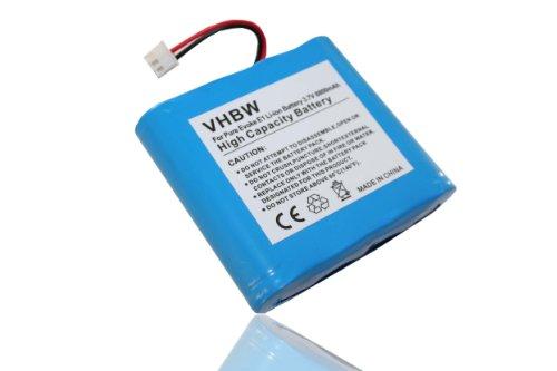 vhbw Batterie Compatible avec Pure Evoke VL-60924, Verona Radio (8800mAh, 3,7V, Li-ION)