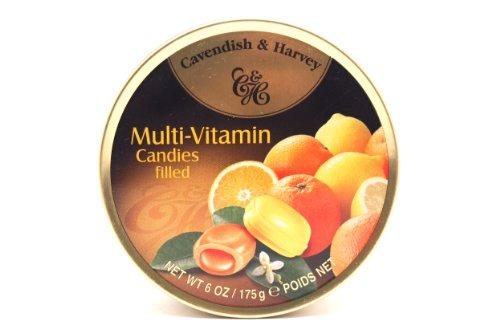 Cavendish & Harvey Multi-Vitamin Candies filled