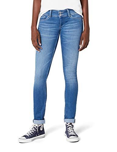 Pepe Jeans Damen Vera 45yrs Slim Jeans, Blau (Denim), 32W / 32L