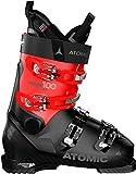 ATOMIC HAWX Prime 100, Botas de esquí Unisex Adulto, Black/Red, 49.5 EU