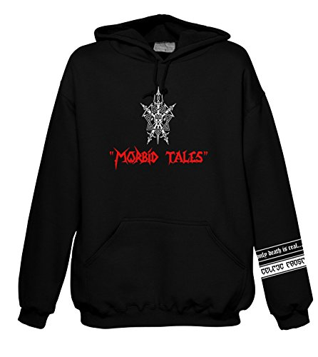 Chameleon Clothing Celtic Frost Morbid Tales Hood 2XL