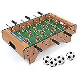 ZXQZ Futbolín Juegos de Futbolín, Juguetes Educativos para Niños, Futbolín para Regalos de Cumpleaños para Niños Mayores de 3-12 Años futbolines (Size : 68.3cm)