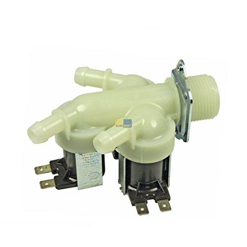 Universal Magnetventil 3-fach 180°11,5mmØ Waschmaschine Spülmaschine u.a. wie Foron 620005503