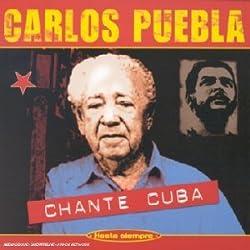 Chante Cuba by Puebla Carlos
