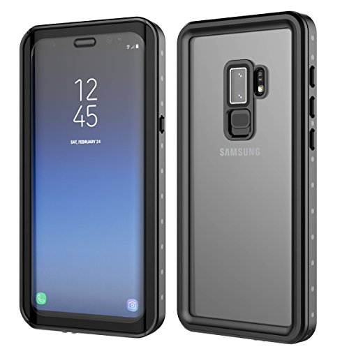 Moonmini Galaxy S9 Plus Waterproof Case