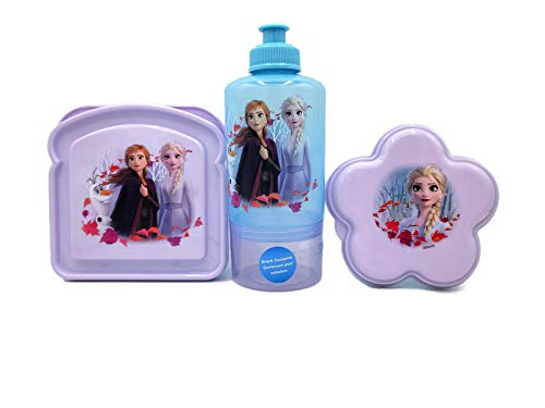 Disney Frozen Lunch Bundle - 3 Piece