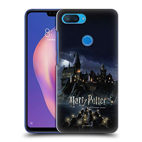 Head Case Designs Oficial Harry Potter Castillo Sorcerer's Stone II Carcasa rígida Compatible con Xiaomi Mi 8 Lite/Mi 8X