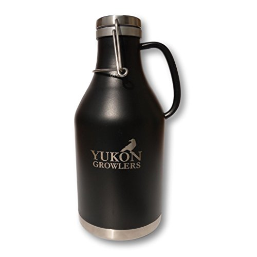 Yukon Growlers Premium Insulated Stainless Steel Growler
