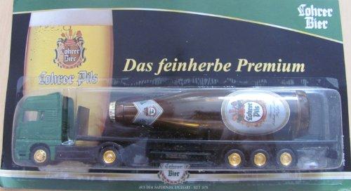 Lohrer Nr.14 - Das feinherbe Premium - MAN TG - Sattelzug mit Flasche