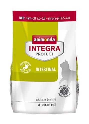 animonda Integra Protect Intestinal Katze, Diät Katzenfutter, Trockenfutter bei Durchfall oder Erbrechen, 1,2 kg