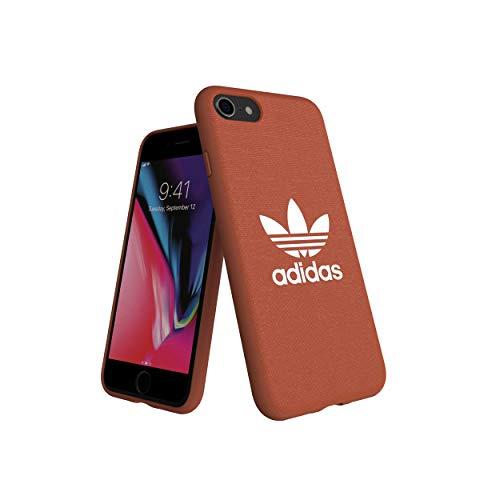 Adidas, 31631 - Custodia in tela per iPhone 6/6S/7/8, colore: Rosso