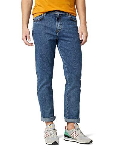 Wrangler Herren Texas Jeans, Blau (Stonewash, Light blue), 32W / 34L