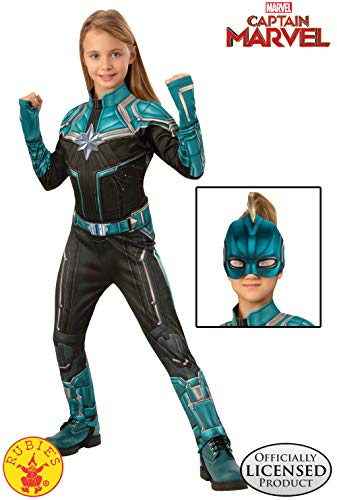 Rubie's Marvel Captain Marvel Child's Kree Costume Suit JungleDealsBlog.com