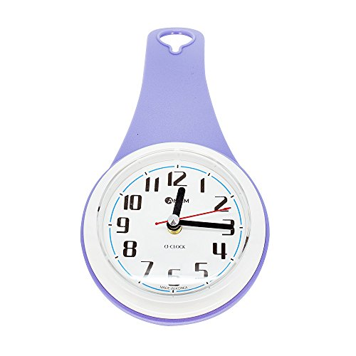 Upit acqua a forma di goccia d' acqua resistenza orologio viola 10.5x 4x 21cm (10,5x 4x 21cm)