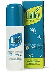 HALLEY Repelente Mosquitos Spray Todo Tipo de Insectos Protección de Larga Duración | 150ml