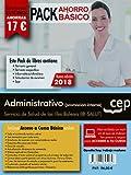 PACK AHORRO BÁSICO. Administrativo (promoción interna). Servicio de Salud de las Illes Balears (IB-SALUT). (Incluye Temario general, Temario específico, Informática/ofimática, test y simulacros)