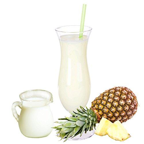 Buttermilch Ananas Molkepulver Luxofit mit L-Carnitin Protein angereichert Wellnessdrink Aspartamfrei Molke (Buttermilch Ananas, 1 kg)