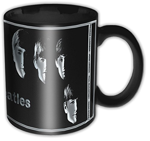 Rock Off 12663 - Taza, diseño Whit The Beatles - Mug-with The Beatles