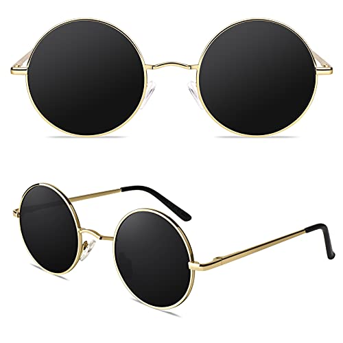 CGID E01 Petites lunettes de soleil polarisées...