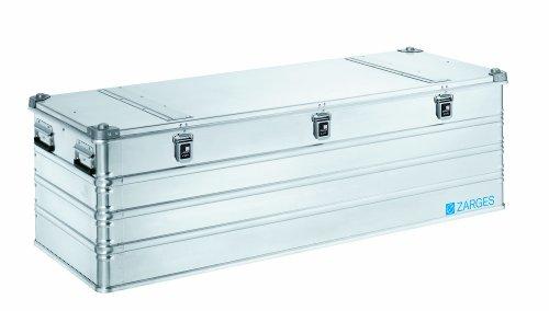 Zarges 40875 Alu-Kiste K470 396l,IM: 1550x550x465mm, 160 x 60 x 49.5 cm