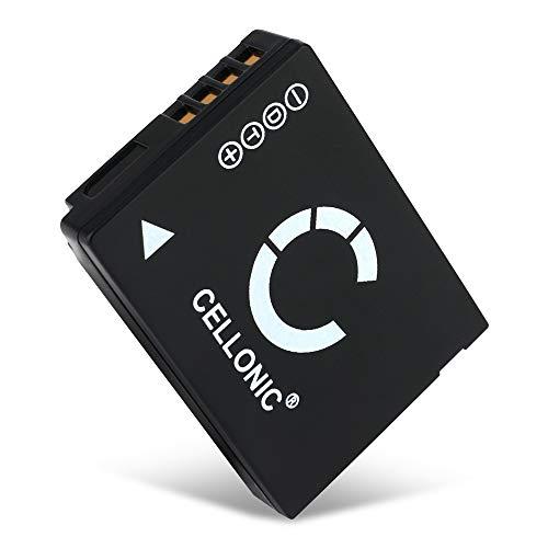 CELLONIC® Batería Premium Compatible con Leica V-Lux 20 V-Lux 30 V-Lux 40...