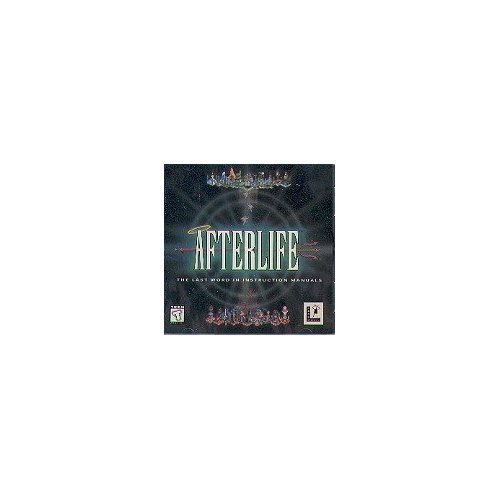Afterlife (Jewel Case)