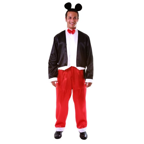Dress Up America Adulto divertente Mr. Mouse Costume