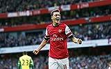 PosterHub Mesut Ozil Arsenal Germany Poster Matte Finish