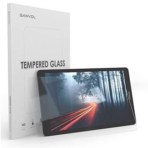 Ganvol Panzerglasfolie für Huawei Tablet T3 WiFi BG2-W09 7 Zoll, Panzerfolie Huawei Mediapad T3 7 17,78 cm WiFi Panzerglas