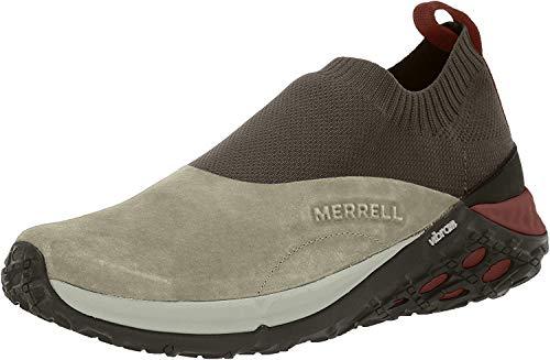 Merrell Herren Jungle Moc Xx Slip On Sneaker, Beige (Boulder), 43 EU