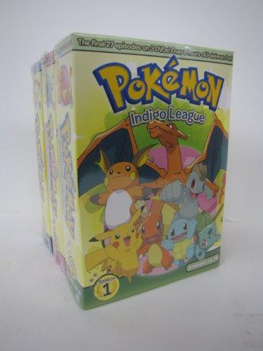 pokemon 1st season - 6