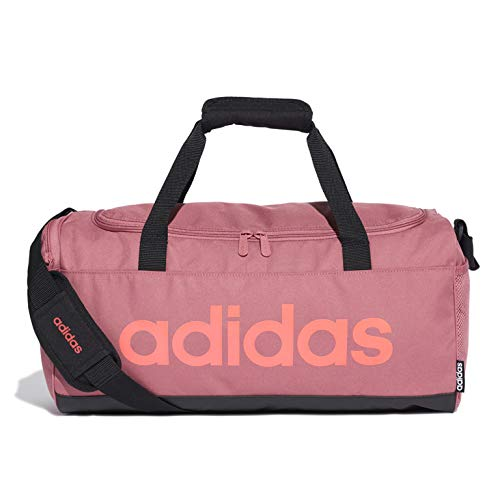 adidas Linear Small Logo Borsone Rosa Da Sport GE1150