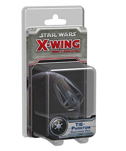Asmodee  HEI0419 - Star Wars X-Wing: TIE-Phantom - Erweiterung-Pack