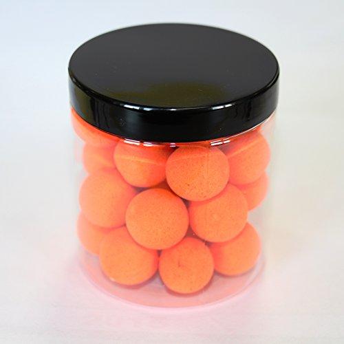 250 ml Fluo Pop Ups 20 mm oranje