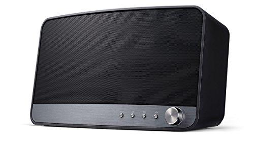 Pioneer MRX-3-B - Altavoces multiestándar y Multi-Room (Chromecast, PlayFi, FireConnect, WiFi, WiFi Direct, Bluetooth) Color Negro