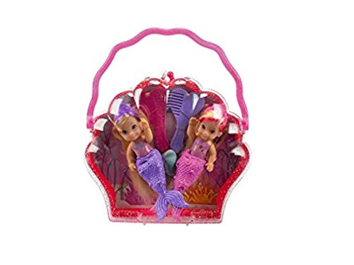 Simba 105733765 Little Mermaid Sisters