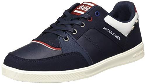 JACK & JONES Herren JFWNEWINGTON Combo Navy Blazer 20 Sneaker, 42 EU