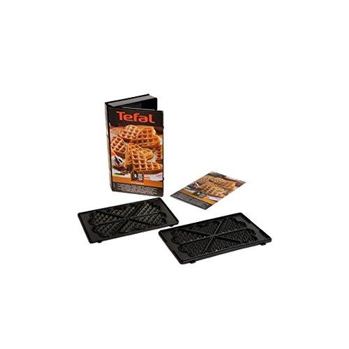 Tefal Plattenset Nr.6Herzwaffeln XA 8006 sw/eds EAN: 3045386366187