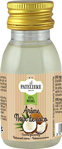 LA PATELIERE Arôme Naturel Noix de Coco 60 ml