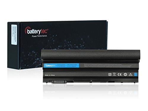 Batterytec®Relacement Batterie d'ordinateur portable pour DELL Latitude E5420 E5430 E5520 E5530 E6420 E6430 E6520 E6530, Audi A4 A5 S5, Inspiron 14R-4420 5420 5425 7420 4520 5520 4720 5720 7720 N4420 N4520 N4720 N7420 N7520, NHXVW M1Y7N M5Y0X T54FJ [11.1V 6600mAh]