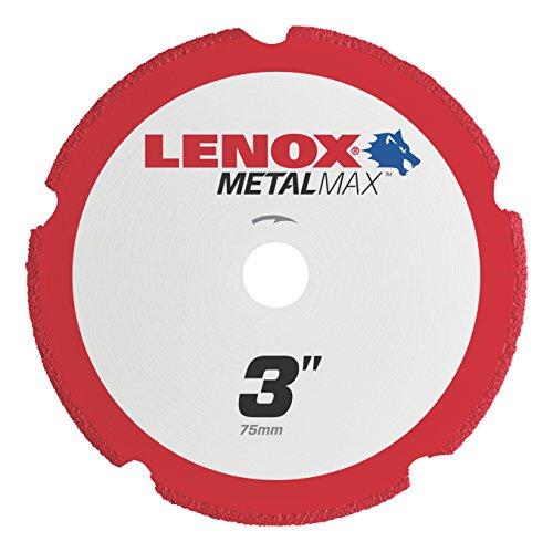 LENOX Tools Cutting Wheel, Diamond Edge, 3-Inch (1972918)