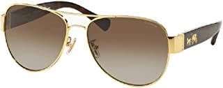 HC7059 Aviator Sunglasses For Women+FREE Complimentary Eyewear Care Kit