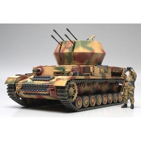 Tamiya - 32544 - Maquette - Flakpanzer IV Wirbelwind - Echelle 1:48