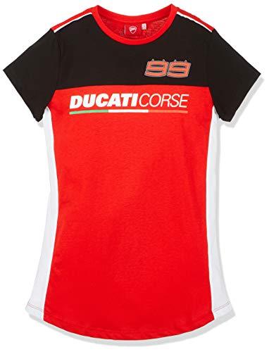 pritelli 1736016Shirt Damen Ducati Corse Jorge Lorenzo 99, L