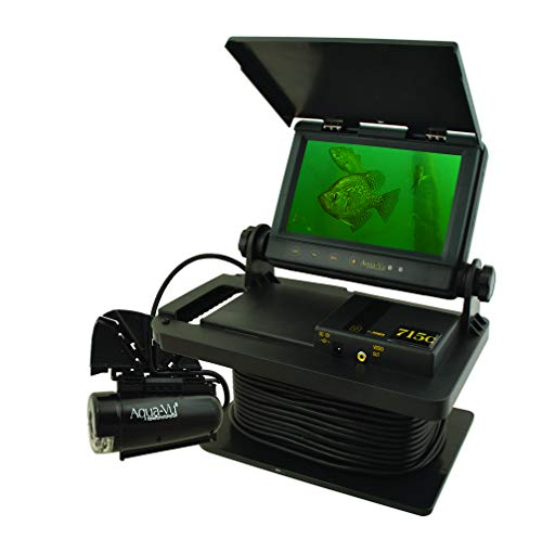"200-7236 Aqua-Vu AV 715C Underwater Viewing System with Color Video Camera & 7"" LCD Monitor"