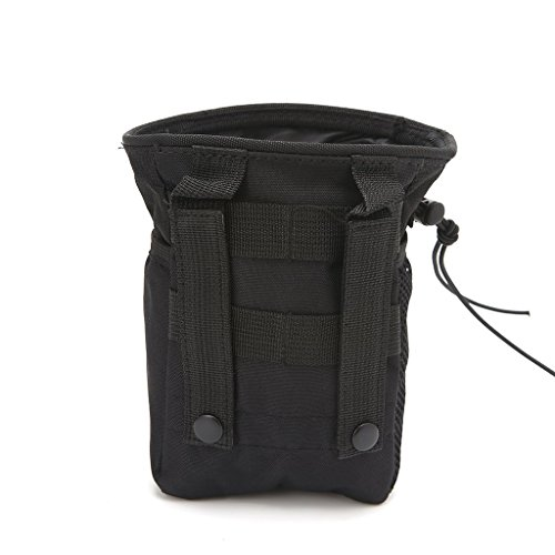 SimpleLife Outdooer Utility Tasche Airsoft Militär Molle Gürtel Taktische Dump Drop Tasche