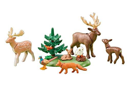 PLAYMOBIL 6532 Animales del Bosque EN Bolsa