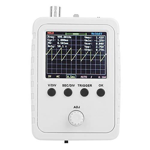 Osciloscopio, Osciloscopio DSO, 5mV / DIV-20mV / DIV Función De Almacenamiento De Forma De Onda 0-200KHz Tienda Industrial Inicio Para Principiantes En Electrónica