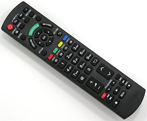 Ersatz Fernbedienung für Panasonic N2QAYB001010 Fernseher TV Remote Control / 045 / Neu