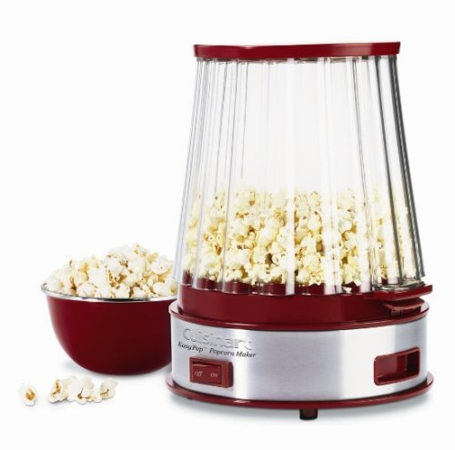 Great Price! Cuisinart CPM-900 EasyPop Popcorn Maker, Red